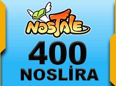 Nostale 400 NosLira