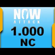 NowAttack 1.000 + 250 NC
