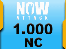 NowAttack 1.000 + 250 NC