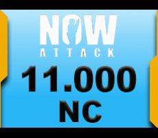 NowAttack 11.000 + 2.000 NC