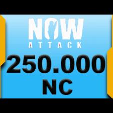 NowAttack 250.000 + 15.000 NC