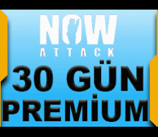 NowAttack 30 Gün Premium + 1.500 NC