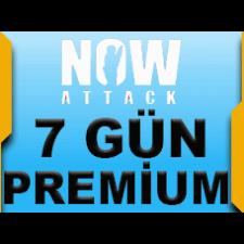 NowAttack 7 Gün Premium + 250 NC