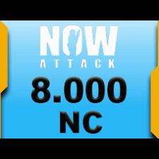 NowAttack 8.000 + 1.500 NC