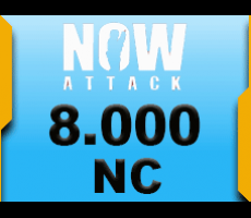 NowAttack 8.000 + 1.500 NC