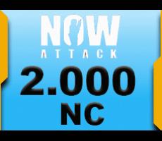 NowAttack 2.000 + 500 NC
