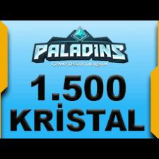 Paladins 1500 Kristal