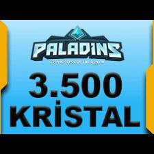 Paladins 3500 Kristal