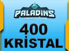 Paladins 400 Kristal
