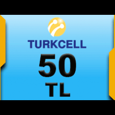 Turkcell 50 TL (Tam)