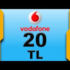 Vodafone 20 TL (Tam)