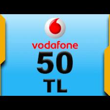 Vodafone 50 TL (Tam)