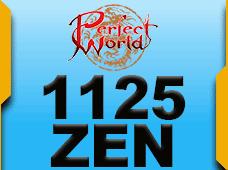 Perfect World 1125 ZEN