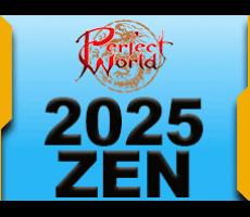 Perfect World 2025 ZEN