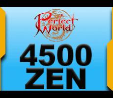 Perfect World 4500 ZEN