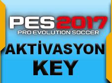 PES 2017 Aktivasyon Key