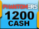 Phantomers 1200 Cash