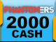 Phantomers 2000 Cash