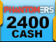 Phantomers 2400 Cash