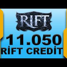 11.050 Rift Credits
