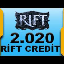 2.020 Rift Credits