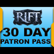 RIFT 30-Day Patron Pass ( Rixty )