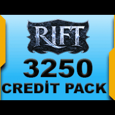 RIFT 3250 Credit Pack ( Rixty )