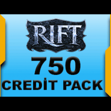 RIFT 750 Credit Pack ( Rixty )