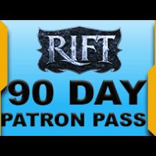 RIFT 90-Day Patron Pass ( Rixty )