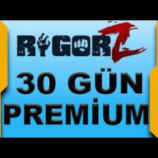 RigorZ Premium 30 gün + 1500GC