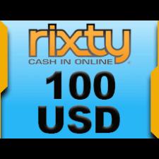 Rixty Code USD 100