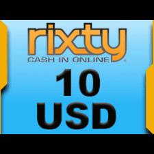 Rixty Code USD 10