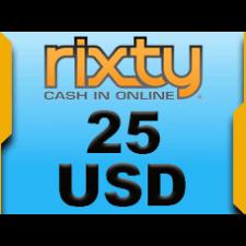Rixty Code USD 25