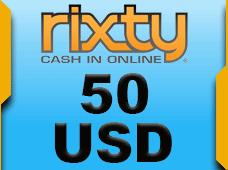 Rixty Code USD 50