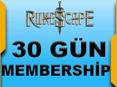 RuneScape - 30 Day Membership