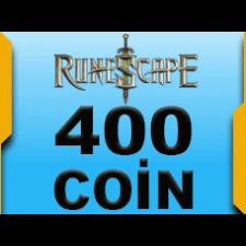 RuneScape - 400 RuneCoins + 20