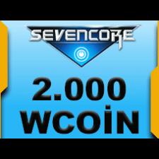 Sevencore 2000 Wcoin