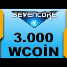 Sevencore 3000 Wcoin