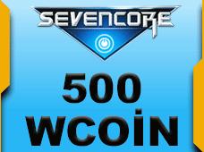 Sevencore 500 Wcoin
