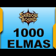 1000 + 20 Shadowbound Elmas