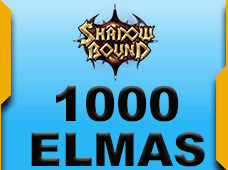 1000 + 20 Shadowbound Elmas