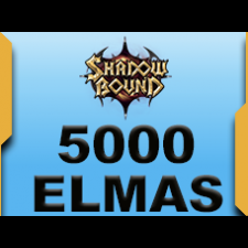 5000 + 300 Shadowbound Elmas