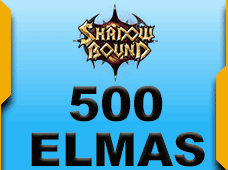 500 Shadowbound Elmas