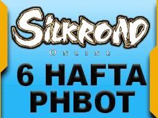 phBot iSRO 6 Hafta