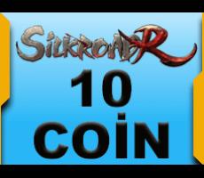 10 JC Coin E-Pin