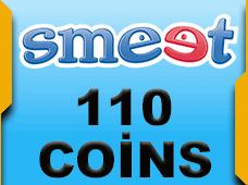 110 Smeet Coins