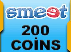 200 Smeet Coins