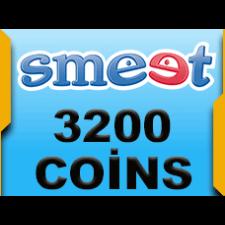 3200 Smeet Coins