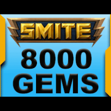 8000 Gems