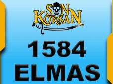 1584 Elmas (Son Korsan)